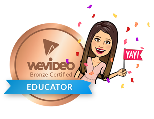 wevideo certification