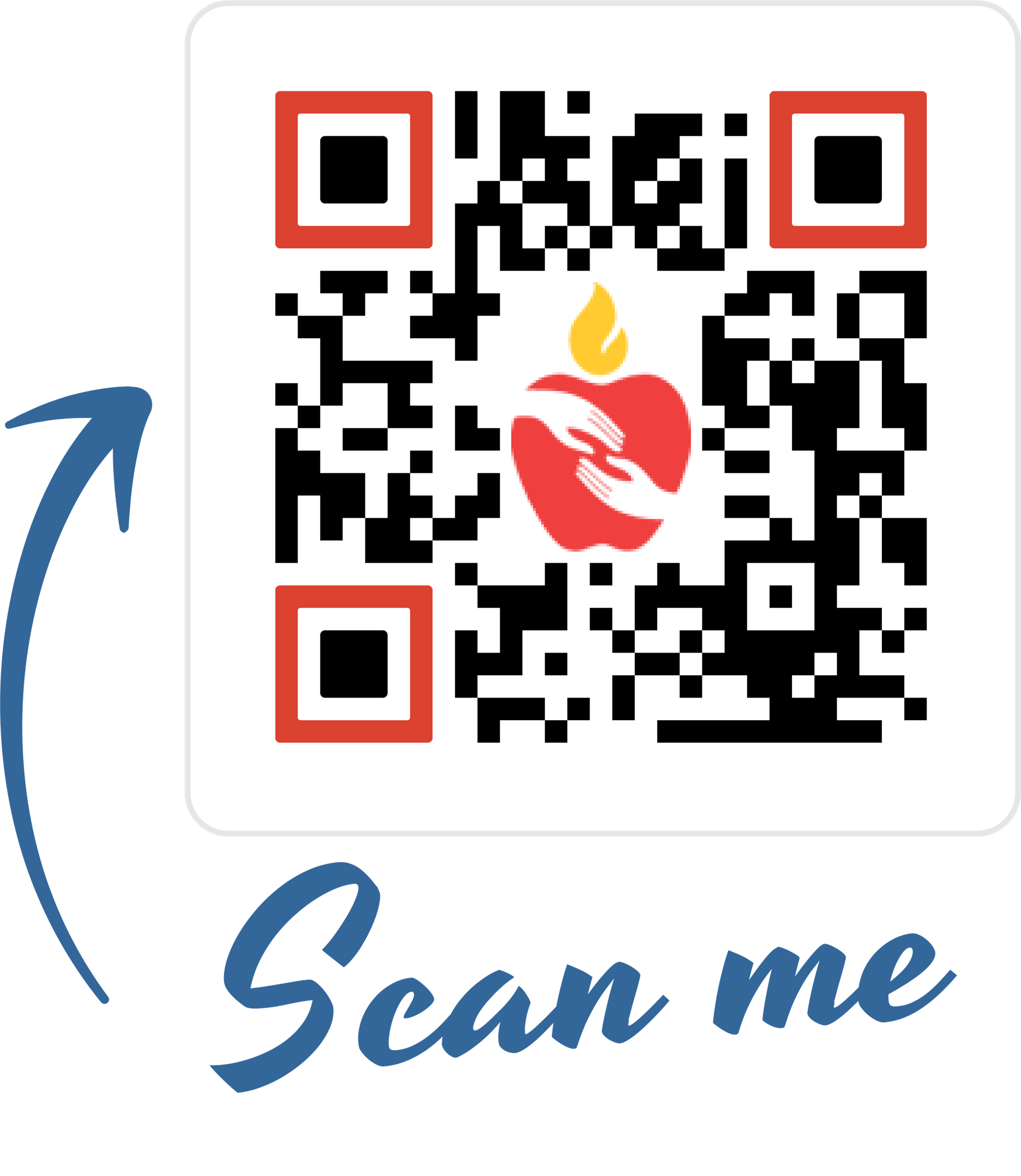 Scan to opt in