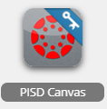 pisd canvas app