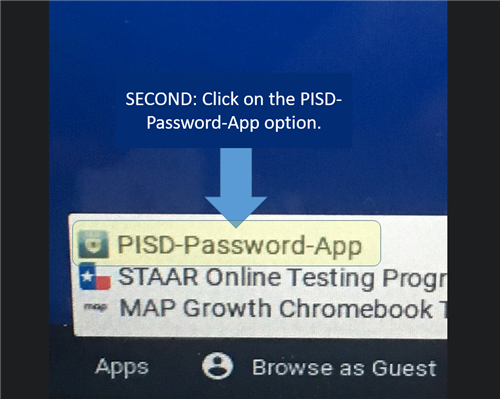 New Teacher Tech / Password Information