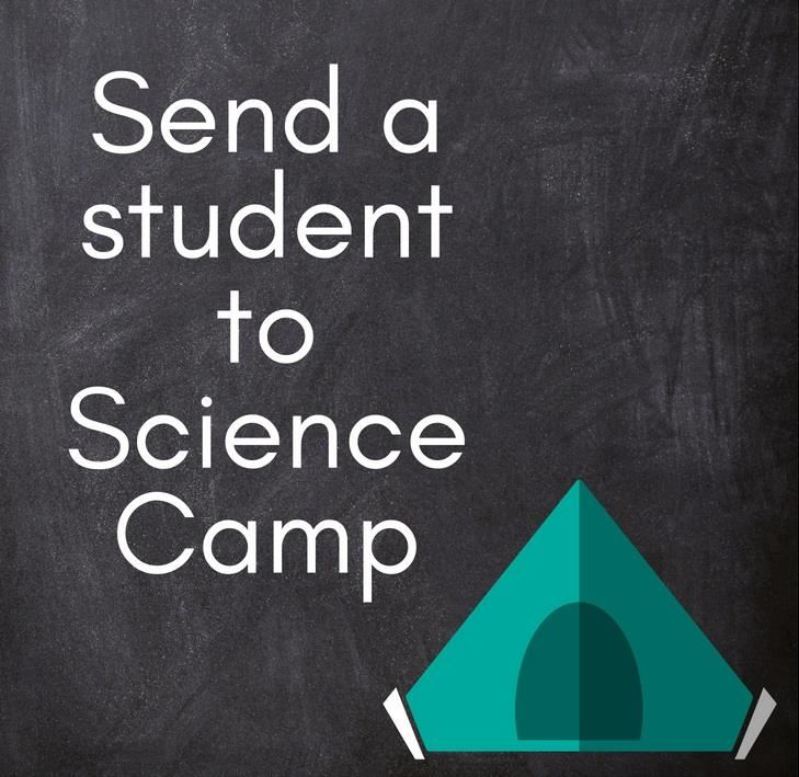 Send a student to Science Camp