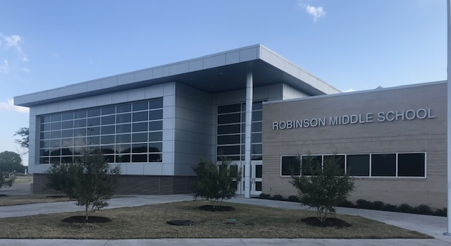 Robinson Middle / Homepage