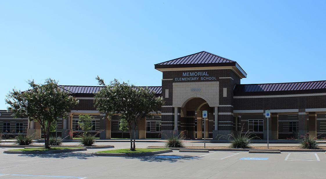 Memorial Elementary / Homepage