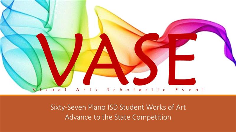 News / 67 Works of Art Advance to State VASE