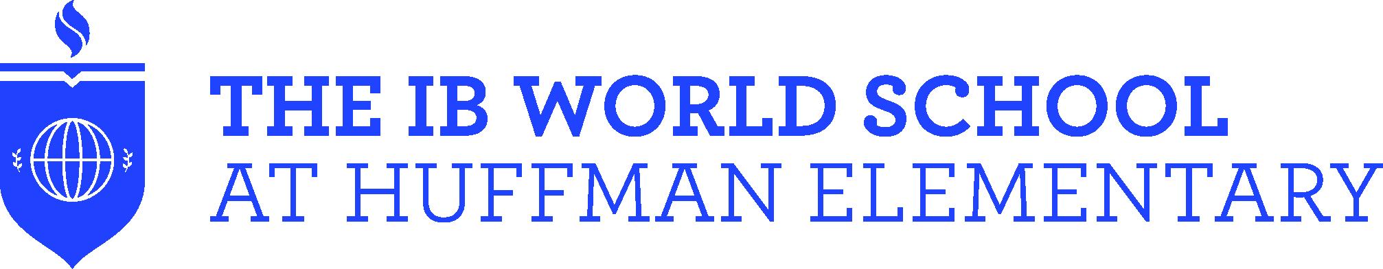 Huffman IB PYP Logo Text