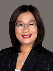 Trustee Dr. Heather Wang