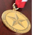 TSPRA Star medal