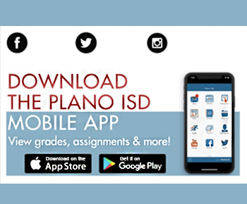 Download the Plano ISD Mobile App