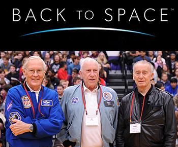 Back to Space: Apollo Astronauts Charlie Duke, Al Worden & Walt Cunningham