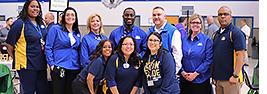 Teachers/Administrators from McMillen HS