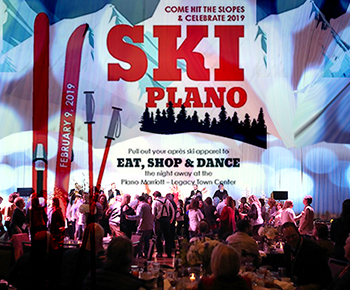 SKI Plano graphic of dance floor