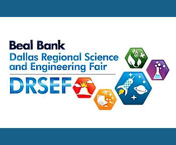 DRSEF logo/Beal Bank Dalls Regional Science and Engineering Fair