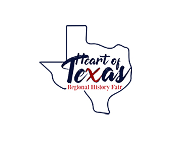 Heart of Texas Regional History Fair logo